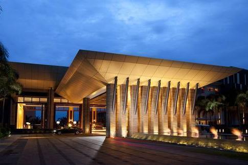 三亚海棠湾万达希尔顿逸林度假酒店(希尔顿旗下品牌)