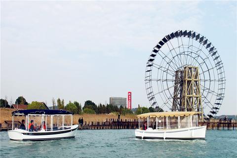 游苏州太湖湿地公园_苏州太湖湖滨国家湿地公园(水风车)门票【驴妈妈门票】
