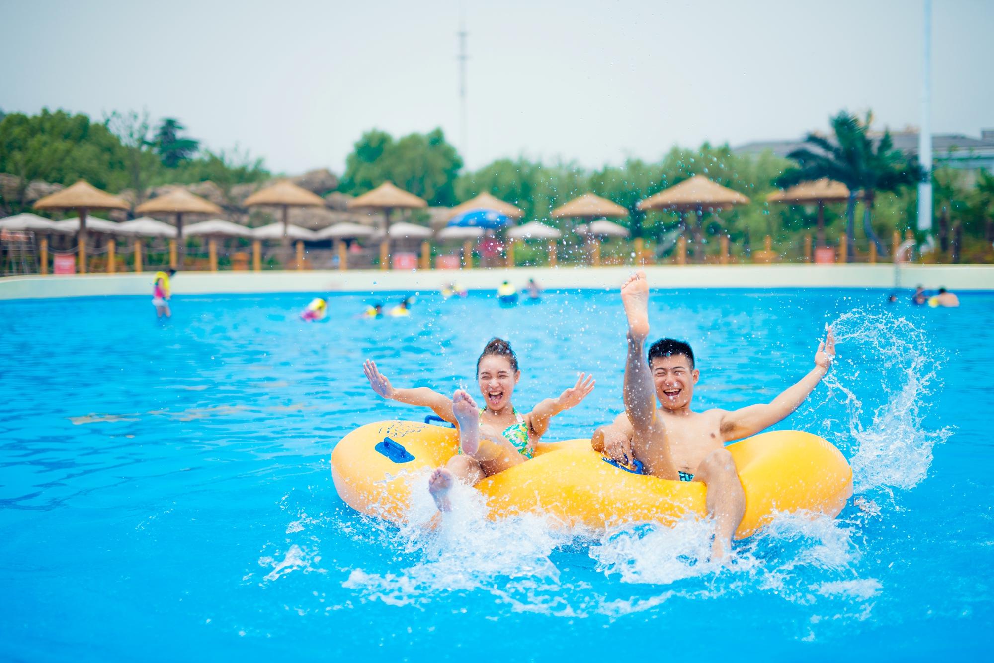 天目湖水世界天目湖水世界一亚洲顶级原生态环境