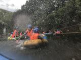 湖州安吉仙龙峡漂流