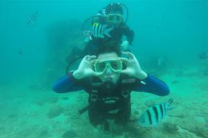【微攻略】三亚潜水全攻略!五大潜点怎么选?专治潜水小白