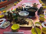 黄哈达之家藏羌烤羊晚会