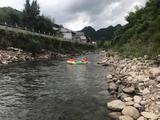 杭州临安龙井峡漂流