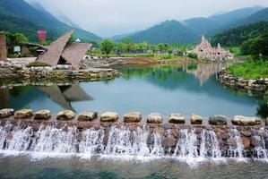【撩你游九州】圣井山全球首创4D漂流,在尖叫声中浪起来