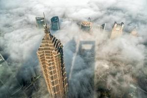 【微攻略】登魔都四大高楼,俯瞰浦江两岸美景!(内附高空餐厅推荐)