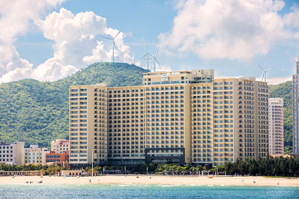 阳江蓝波湾大酒店