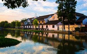 【我要Gopro大奖】走进西塘,遇见江南水乡的日与夜