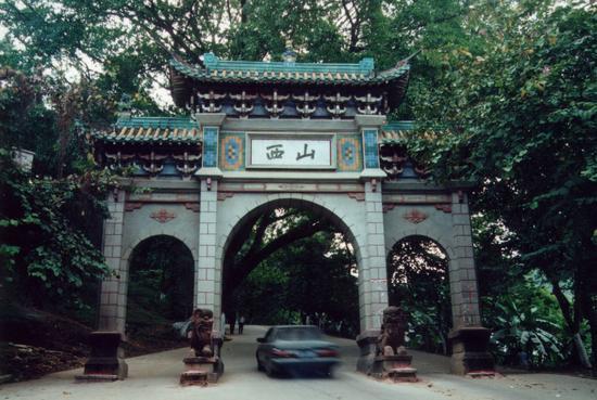 贵港景点_桂平西山风景名胜区