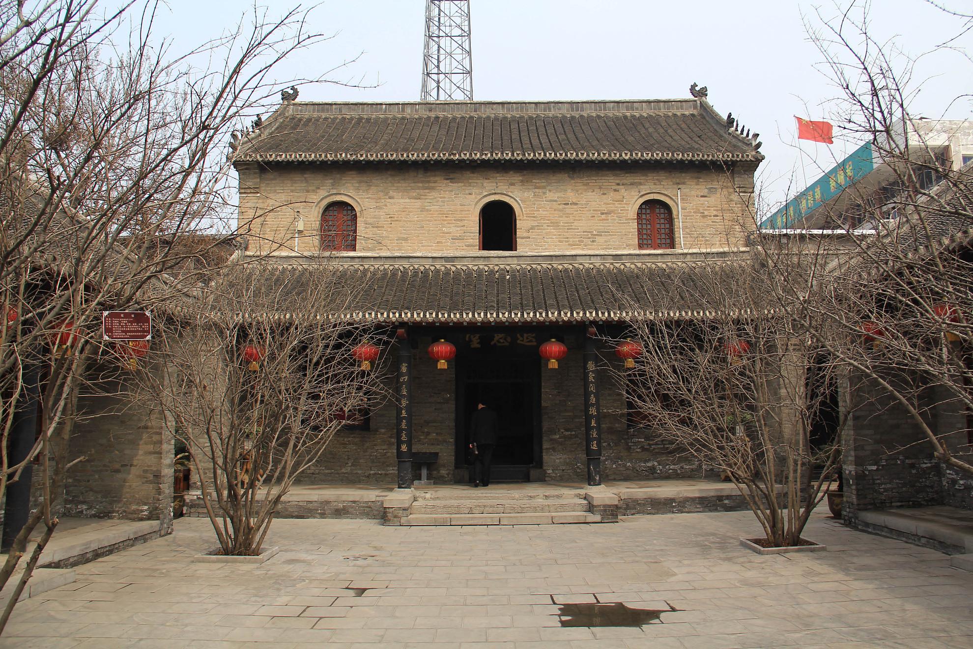 河南商丘古城