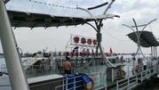丹东鸭绿江中朝界河游船