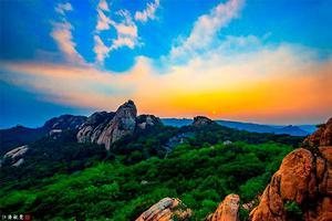 【我是达人】这个夏天,遇见最美的五莲山
