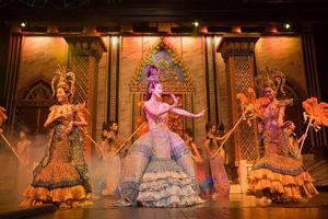 【微攻略】泰国人妖秀都很污?不存在的!