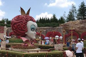 【我是达人】7月上海迪士尼遛娃记