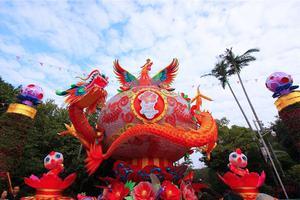 【我是达人】走进人文广州,看花灯品美食