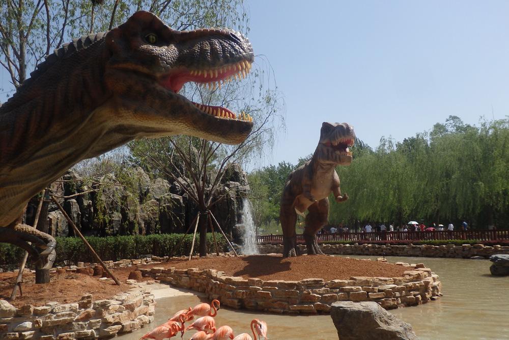 北京野生动物园展区介绍