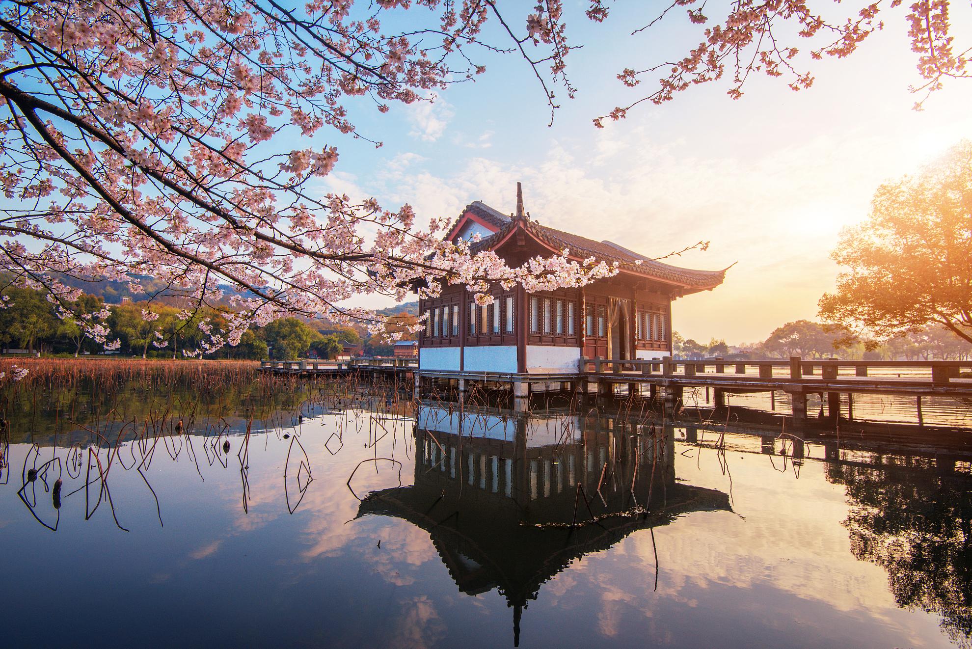 杭州住宿_西湖图片大全_西湖风景图片/景点照片/旅游摄影【驴妈妈攻略】