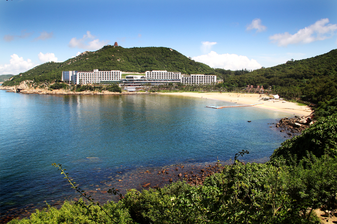 珠海格力东澳大酒店