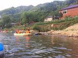 湖州安吉浙北峡谷漂流