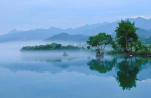 【我是达人】#杭州建德#如梦似幻,寻找17℃的夏天