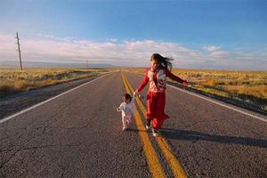 【我是达人】{BabyEva环球旅记之1.5岁}美西21天自驾4500公里