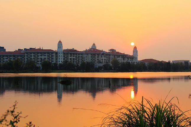池州碧桂园凤凰酒店(九华山)