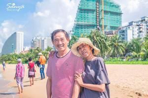【我是达人】【2017、海南三亚】带着爸妈浪在三亚
