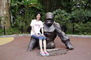 【驴小玩潮T体验】到上海动物园找童年回忆