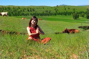 第一次来草原,我竟然只骑了一分钟的马!(附河北丰宁坝上草原吃喝玩乐全攻略)