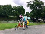 泰晤士小镇bIXI单车