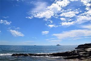 做个海岛梦——在涠洲斜阳兜兜转转