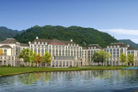 杭州鸕鳥新湖希爾頓花園酒店