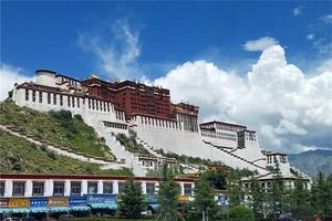 【我是达人】天边的山水圣洁的远方----西藏游记(一)