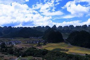 【我是达人】贵州万峰林之行