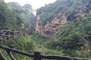 【我是达人】2017国庆马岭河之旅
