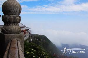 【我是达人】白素贞你还记得修行千年的峨眉山吗?