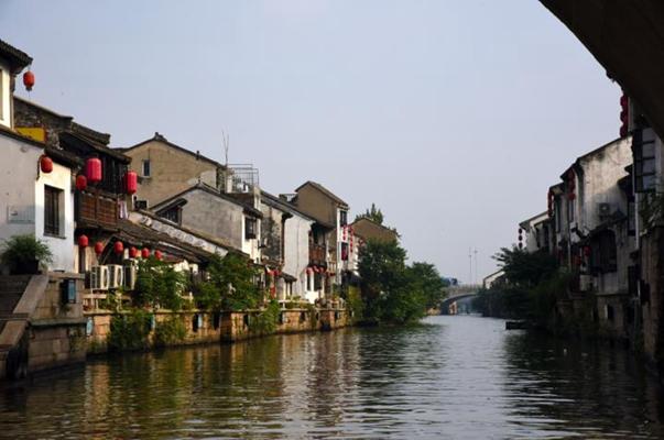 【把世界装进书里】【我是达人】运河水弄,休闲锡城——城市的脉动,无锡的运河