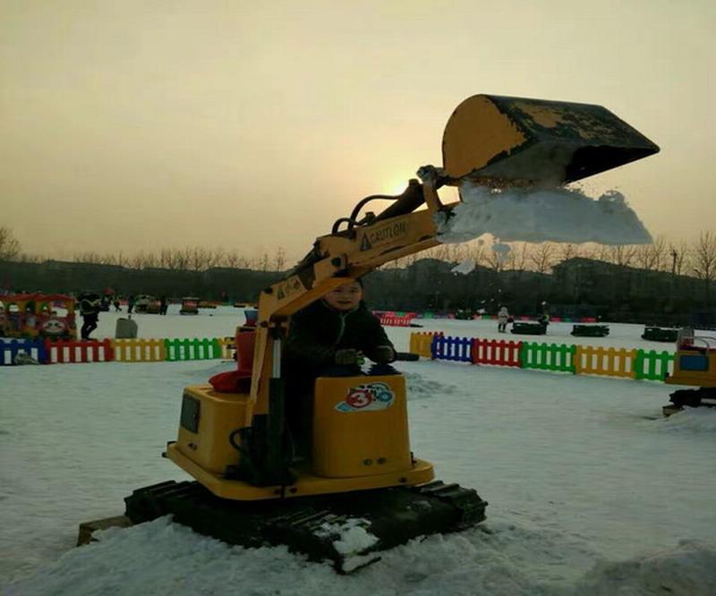 南宫温泉冰雪乐园戏雪乐园