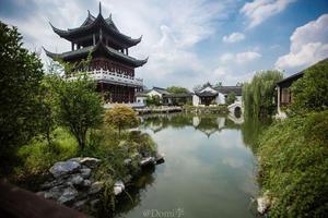 【我是达人】【凤凰山验客】隐匿的江南小镇--探索不寻常的美