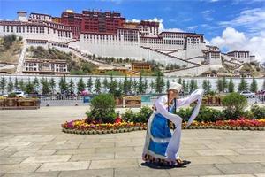 【我是达人】六七十岁照样玩出新花样带着爷爷奶奶去西藏地区