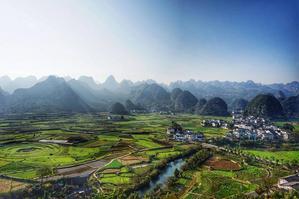【我是达人】单车自驾:峡谷飞瀑,万峰成林