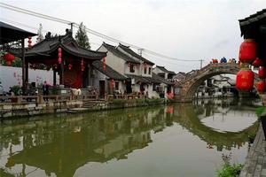【我是达人】上海枫泾古镇、城市沙滩、金山嘴渔村自驾二日游