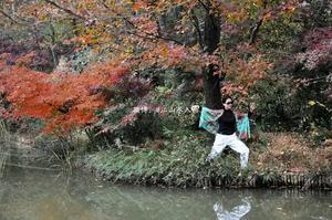【我是达人】【南京·栖霞山】红叶映古刹,秋日栖霞的独享风韵
