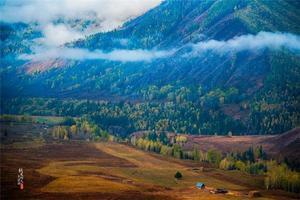 【我是达人】在那遥远的地方——北疆之秋(上篇)