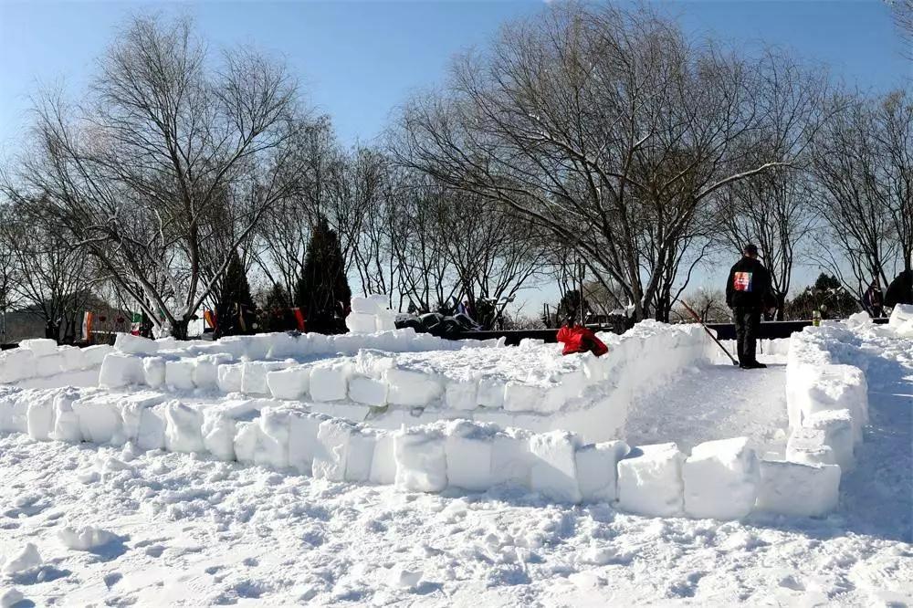 雁栖湖2017雁栖湖冰雪节