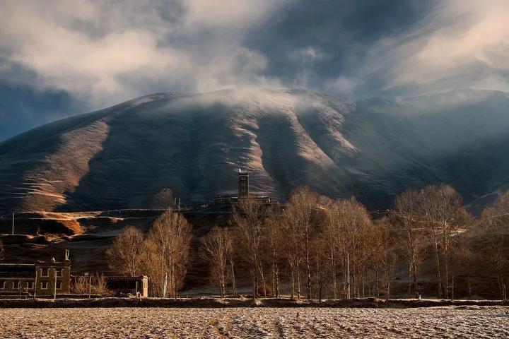 【我是达人】凛冽川西——从层林尽染到皑皑白雪_川西旅行,从层林尽染到皑皑白雪