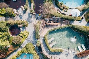 【我是达人】杭城的冰火两重天,用一池温泉温暖整个冬天