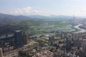 【暖冬双旦礼】到深圳看地王观光看香港