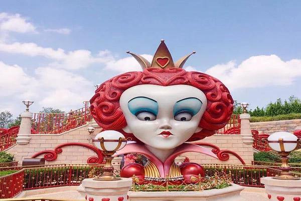 台湾人游上海迪士尼