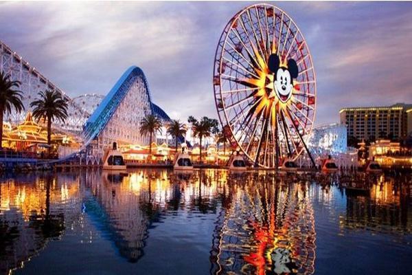 迪士尼内地游