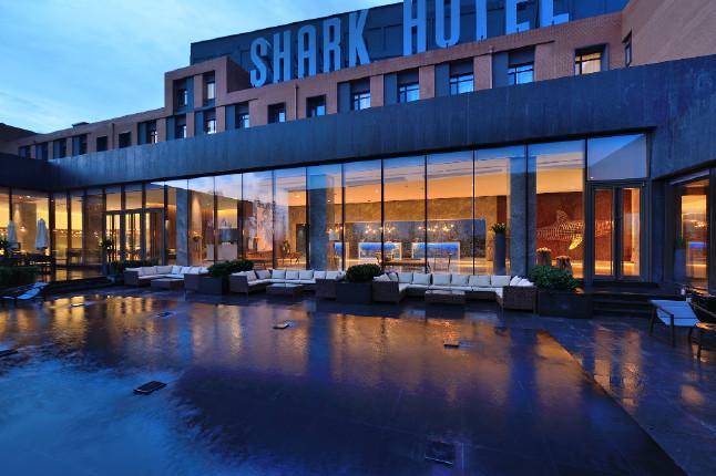 波塞冬鲨鱼酒店